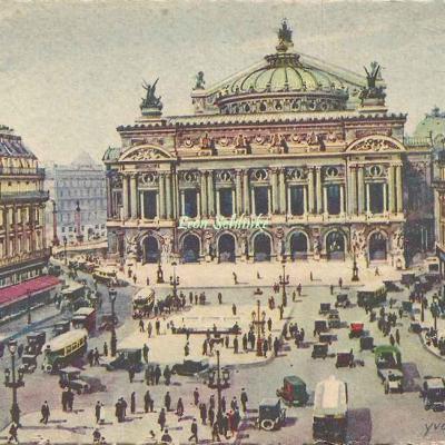 9 - Place de l'Opéra