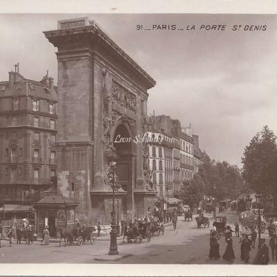 91 - La Porte St-Denis