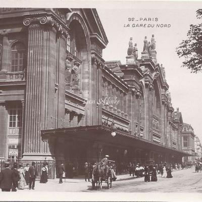 92 - La Gare du Nord