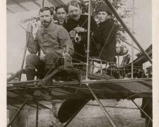 92 - Le nouveau biplan à grande surface d'Henry Farman