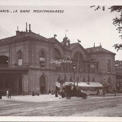 94 - La Gare Montparnasse