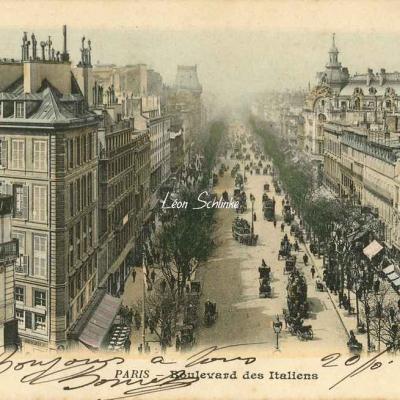 96 - Boulevard des Italiens
