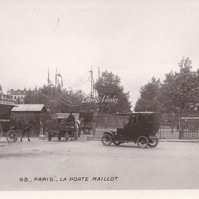 98 - La Porte Maillot