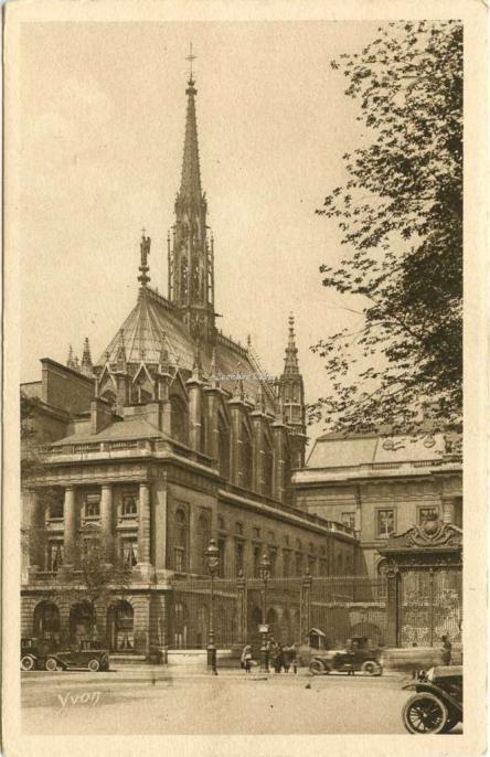 99 - La Sainte-Chapelle