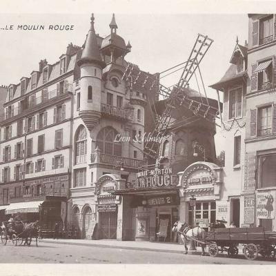 99 - Le Moulin Rouge
