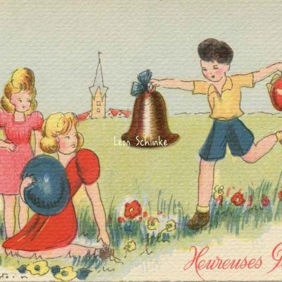 1391 - Heureuses Pâques