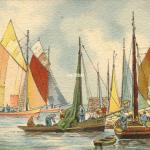 Barday 10x15 - 2906 - Bateaux de Pêche