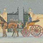 1451 - Attelages sus la neige
