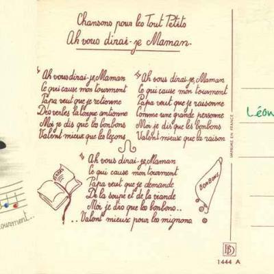 1444 - Chansons pour les Tout Petits