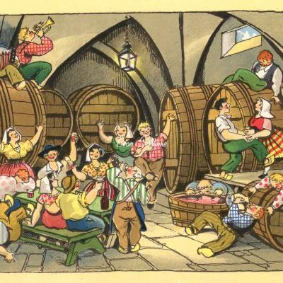 1557 - Fête des Vendanges