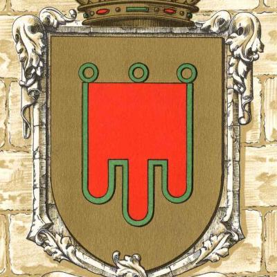 1295 - Blasons - Provinces Françaises