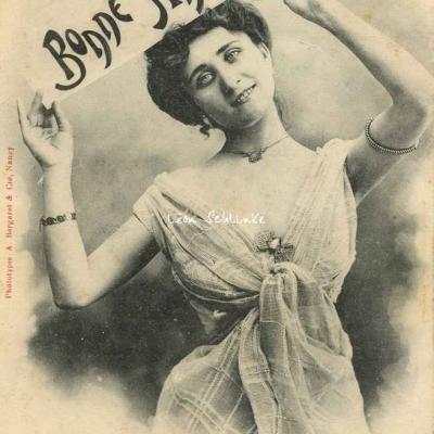 A.Bergeret - Bonne Année 1903