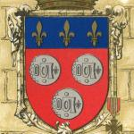 1317 - Blasons - Villes de France