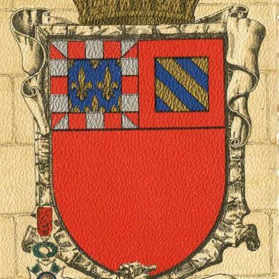 1323 -  Blasons - Villes de France