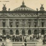 A. GOLLAND 19 - PARIS - L'Opéra