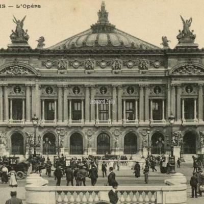 A. GOLLAND 19 - PARIS - L'Opéra