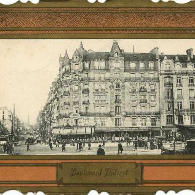 A.L PARIS - Boulevard Diderot