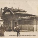 A la ménagère - Gare du Métropolitain - Bastille - Extérieur