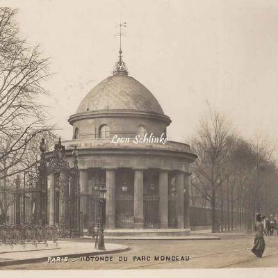 A la Ménagère - Rotonde du Parc Monceau