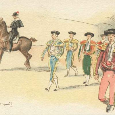 1550 - La Corrida