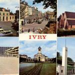 A.Leconte CC 11 409 - IVRY-SUR-SEINE (94) - Multivues