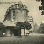 A.Leconte - PARIS - Carrefour Saint-Fargeau Avenue Gambetta
