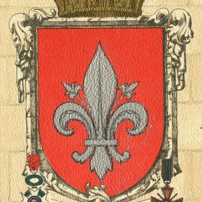 1314 - Blasons - Villes de France
