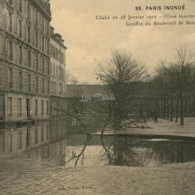 A.Noyer 99 - Gouffre du Boulevard de Bercy