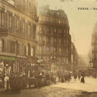 A. Poulain - PARIS - Rue Cadet
