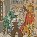 1350 - Costumes d'époque