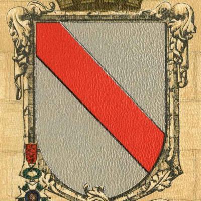 1325 -  Blasons - Villes de France