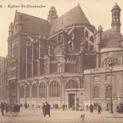 AB Paris 2 - Eglise St-Eustache