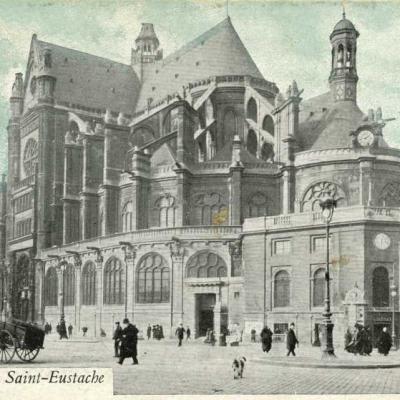 AB - Paris - Eglise Saint-Eustache