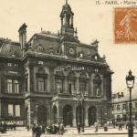 Abeille 13 - PARIS - Mairie du XVIII°