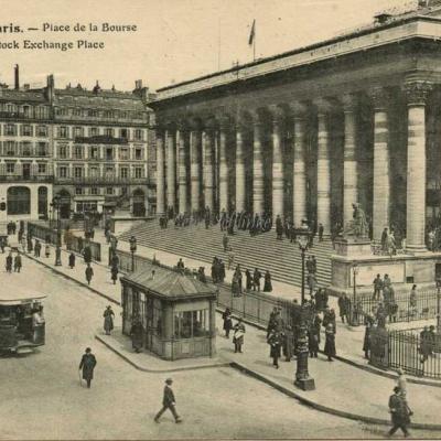 Abeille 136 - Place de la Bourse