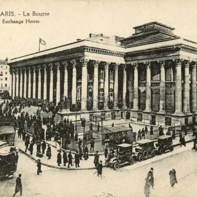 Abeille 153 - La Bourse