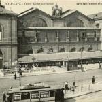 Abeille 161 - PARIS - Gare Montparnasse
