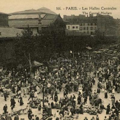 Abeille 166 - Les Halles Centrales