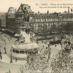 Abeille 20 - Place de la République