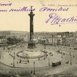 Abeille 206 - Panorama de la Place de la Bastille