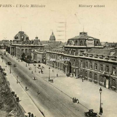 Abeille 248 - L'Ecole Militaire