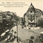 Abeille 263 - Le Carrefour Drouot - Bld Haussmann et Grands Boulevards