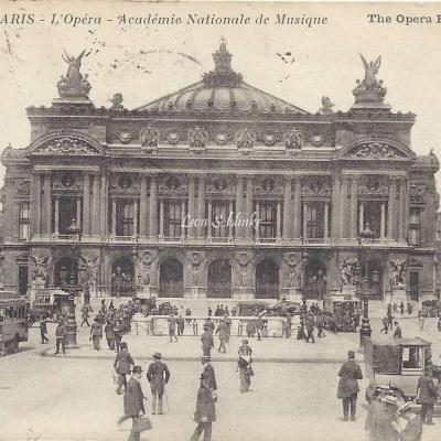 Abeille 37 - L'Opéra