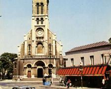 Abeille-Cartes 1415 - SAINT-OUEN (93) - L'Eglise