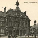 Abeille - Paris - Mairie du XVIII°