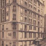 Abeille - Station Lamarck et Roma-Hôtel