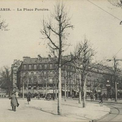 AC 122 - PARIS - La Place Pereire