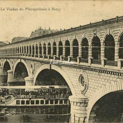 AC 147 - Le Viaduc du Métropolitain à Bercy