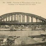 AC 148  Passerelle du Métropolitain et Gare de Lyon