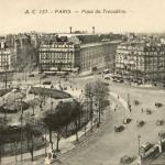 AC 157 - Place du Trocadéro